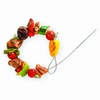 POINT VIRGULE Flexi-brochette, set/2
