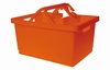 MyBasket fietsmand Orange